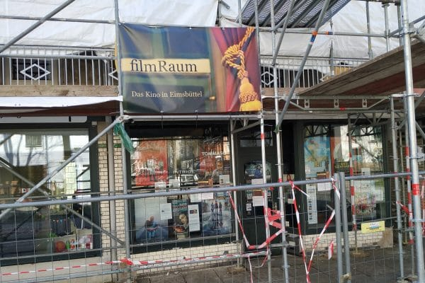 Hamburg Eimsbuettel Filmraum Corona Ostern