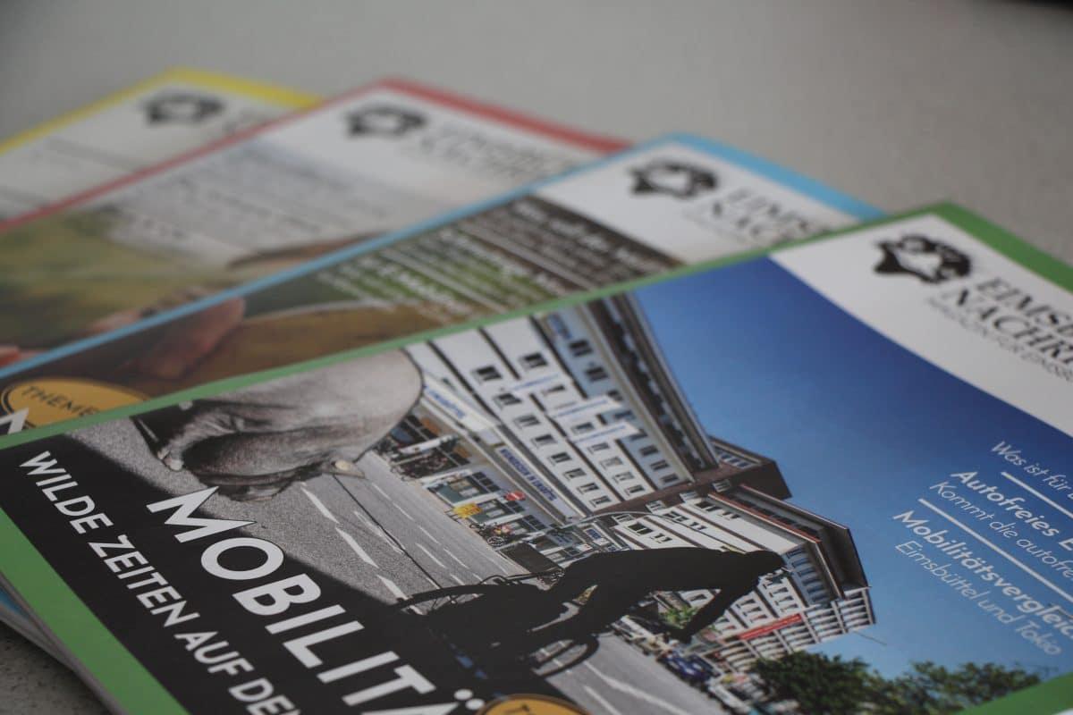 Magazin #19 erscheint verspätet.