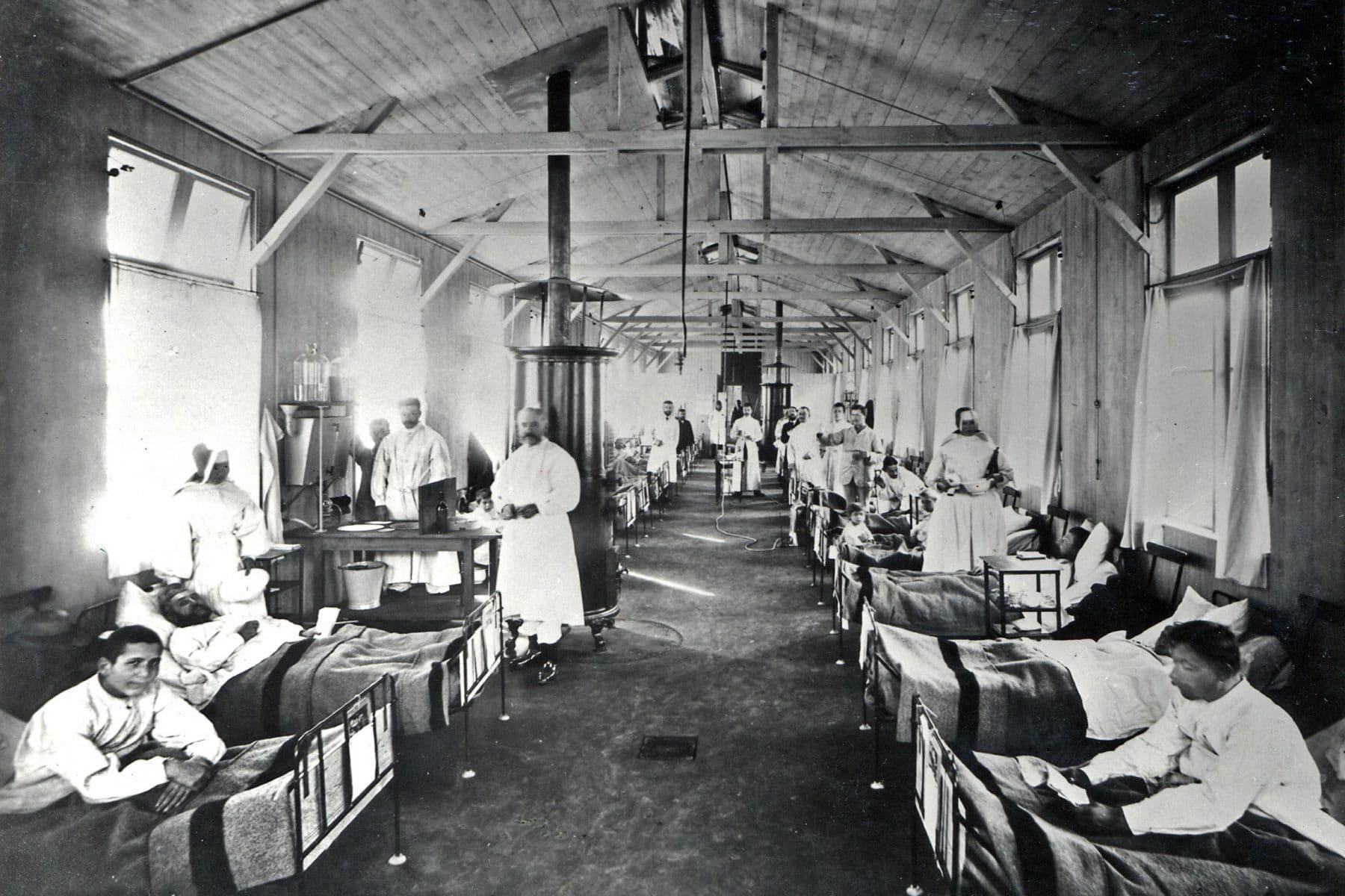 Wann War Die Cholera
