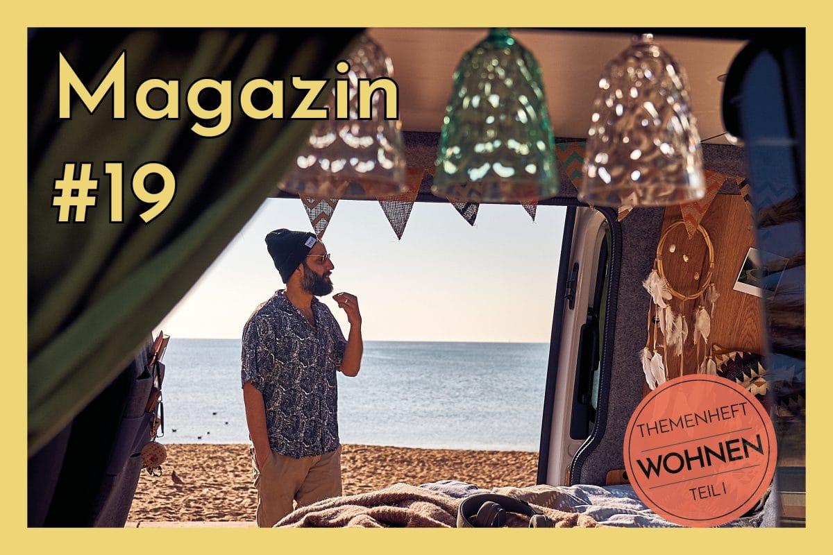 Magazin 19 - Themenheft Wohnen