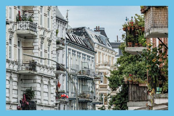 Magazin #20 zum Thema Wohnen: Eimsbüttel der Gegensätze