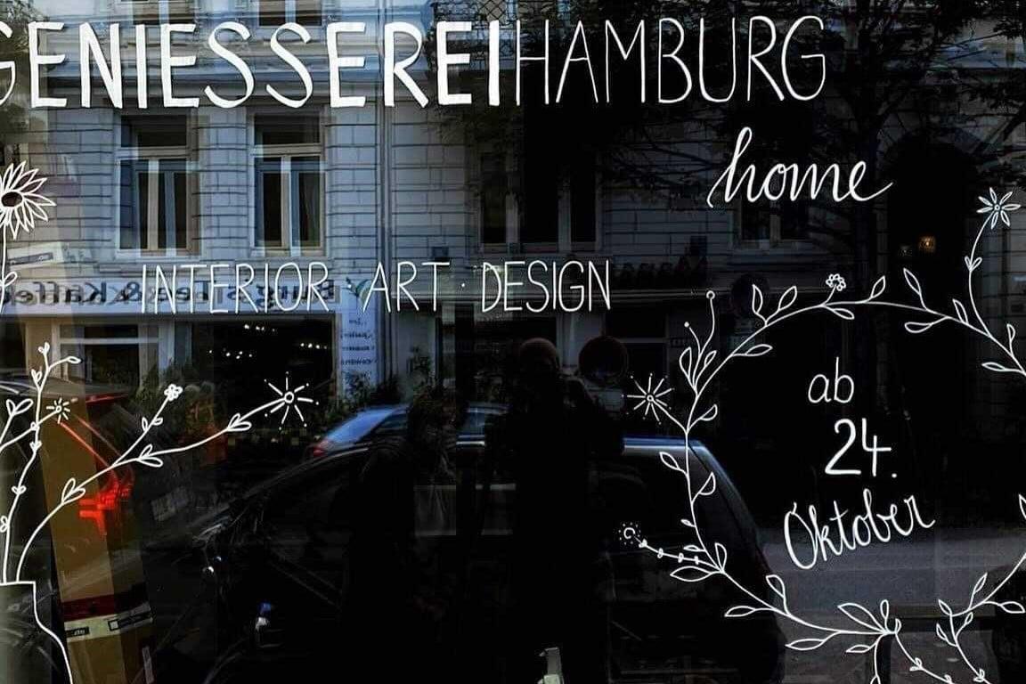Am 24. Oktober öffnet die Geniesserei Hamburg Home ihre Türen. Foto: Geniesserei Hamburg