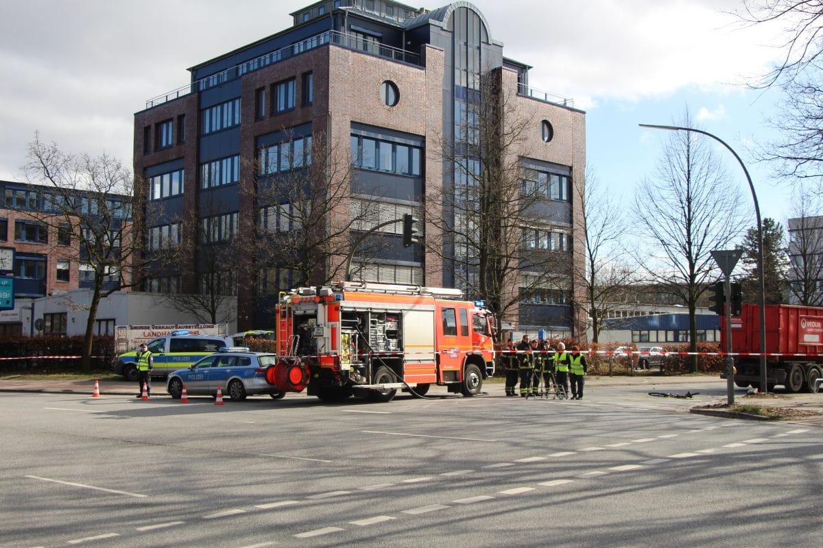 Unfall LKW Radfahrer