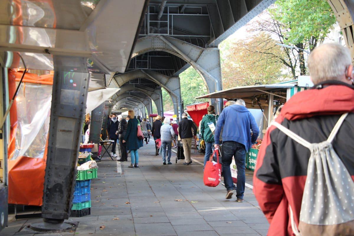 Bezirk Eimsbuttel Hat Niedrigste Sieben Tage Inzidenz In Hamburg