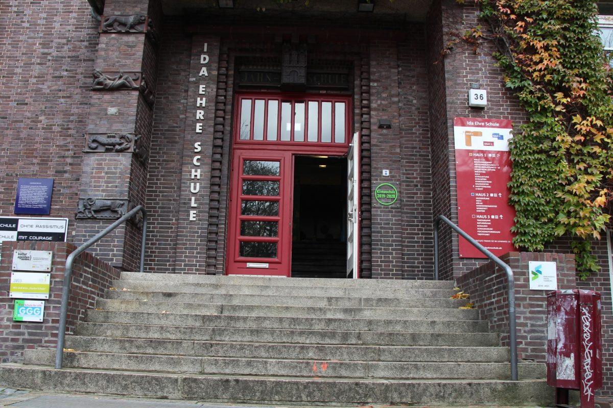 Corona Ida Ehre Schule