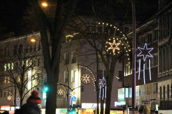 Hamburg Weihnachten Osterstrasse
