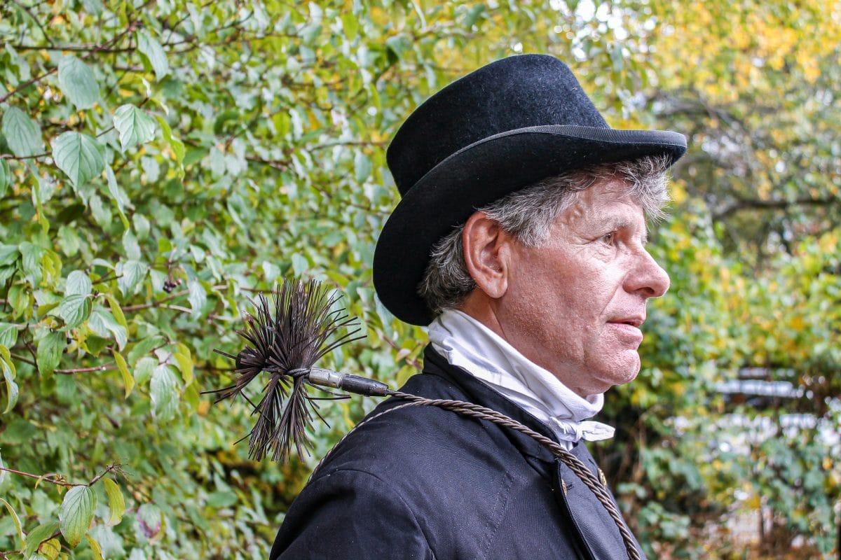 Schornsteinfeger Wolfgang Jahn