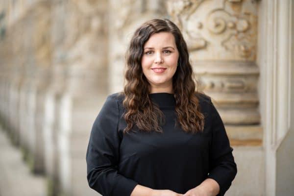Anna Gallina ist seit diesem Jahr Justizsenatorin in Hamburg.