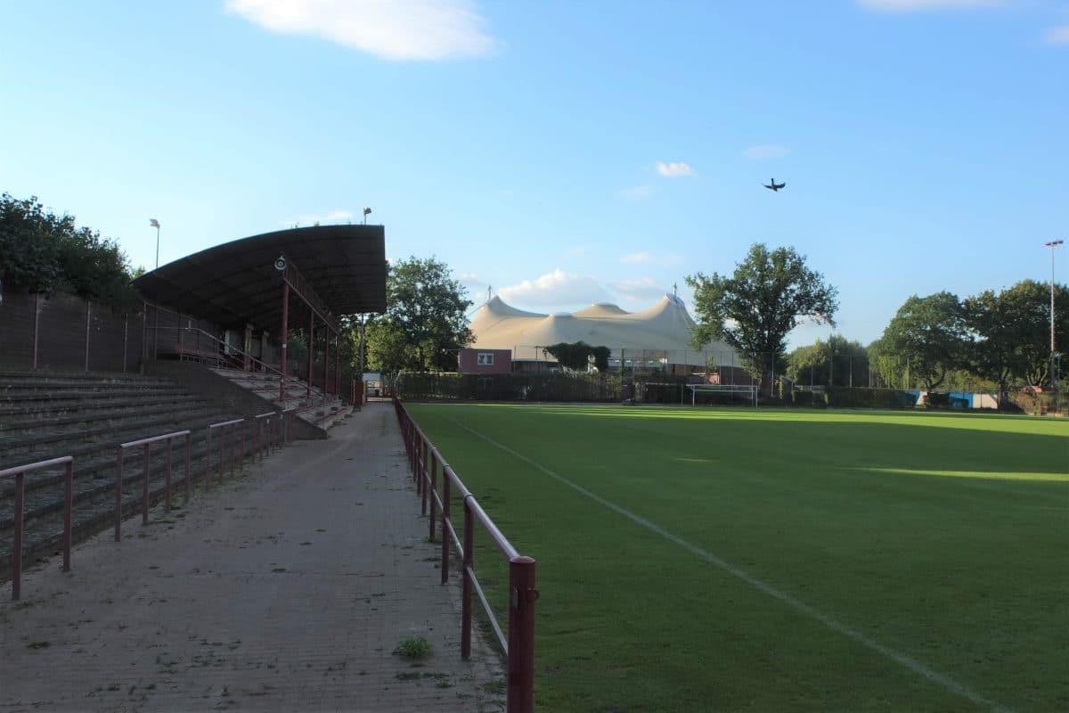 Sportanlage Hagenbeckstraße