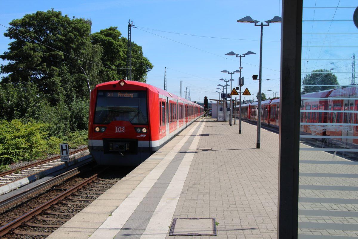 In Eimsbüttel soll ein neuer S-Bahntunnel entstehen.