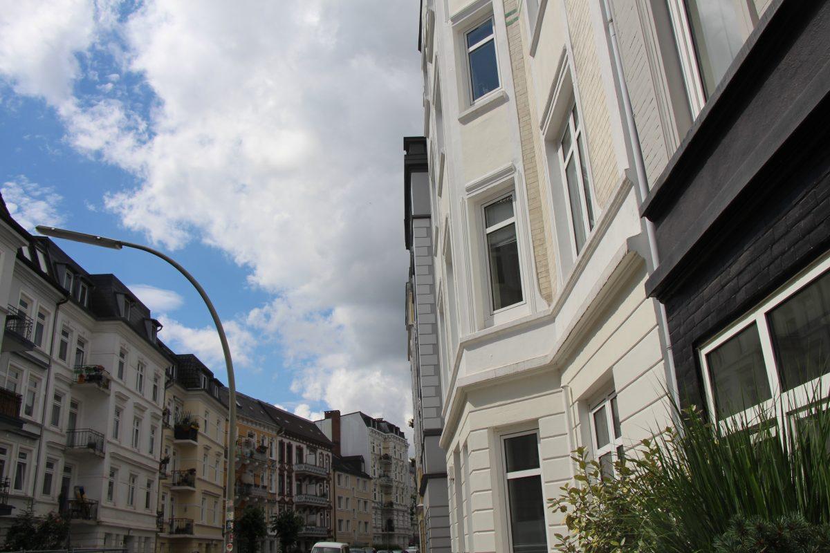 In Eimsbüttel ist der Inzidenzwert unter 50 gesunken.