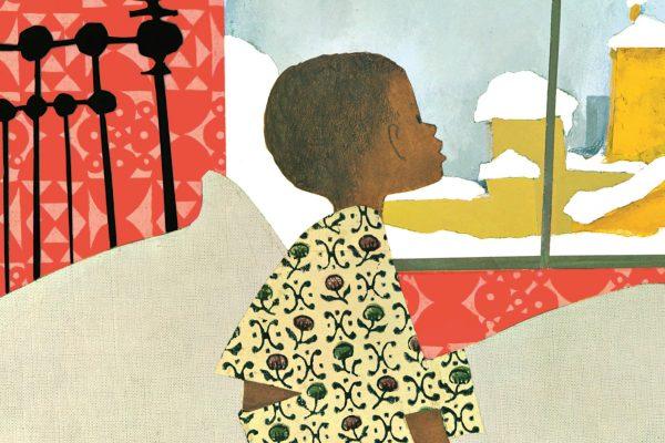 """Als Peter eines Morgens aufwacht, ist die Stadt von Schnee bedeckt. Ein Tag voller Abenteuer beginnt. Dass Protagonist Peter in """"Ein Tag im Schnee"""" ein Kid of Color ist, spielt keine Rolle. Das Kinderbuch zeigt, Vielfalt braucht keine aufgezwungenen Handlungen."""