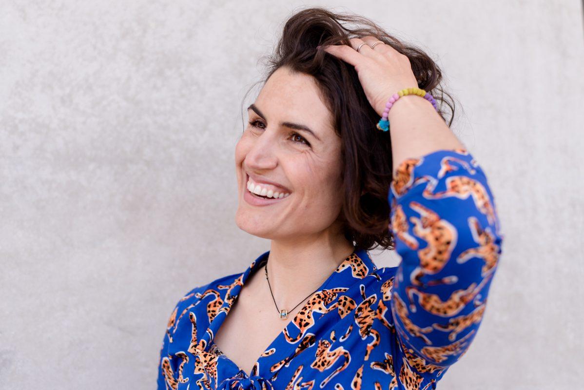 New-Work-Vorreiterin Elly Oldenbourg im Interview