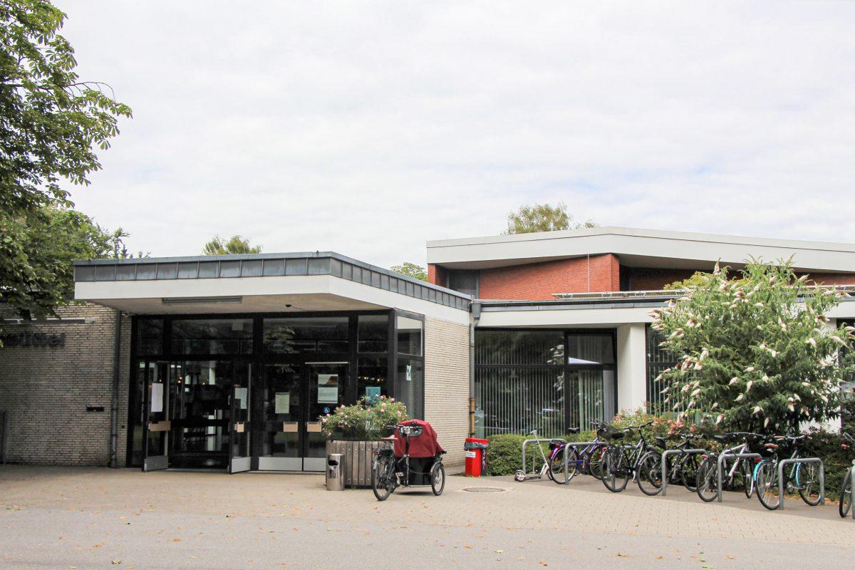 Das Hamburg-Haus im Doormannsweg wird mit Geldern des Bundes saniert.