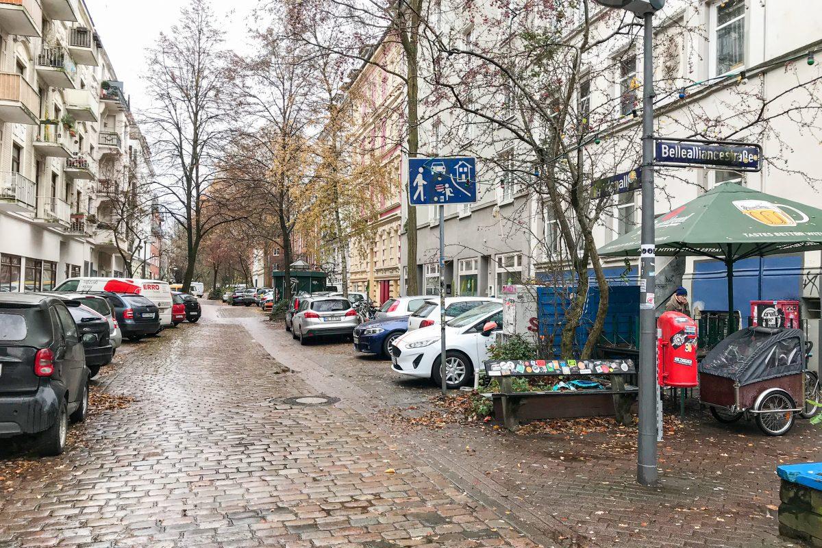 Bürgerbeteiligung zur Umgestaltung der Lindenallee gestartet. Foto: Carolin Martz