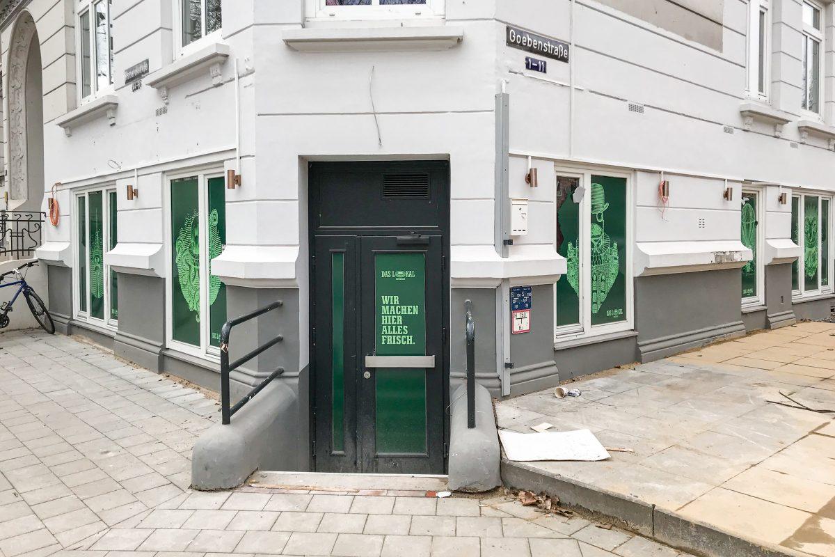 In der Bismarckstraße 60 eröffnet die Ratsherrn Brauerei ein neues Lokal. Foto: Lukas Görlitz