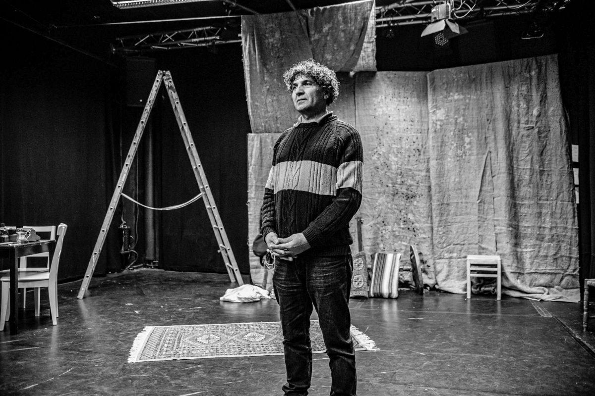 Intendant des MUT! Theaters in Eimsbüttel Mahmut Canbay