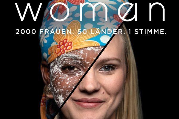 Woman Filmraum Veranstaltung