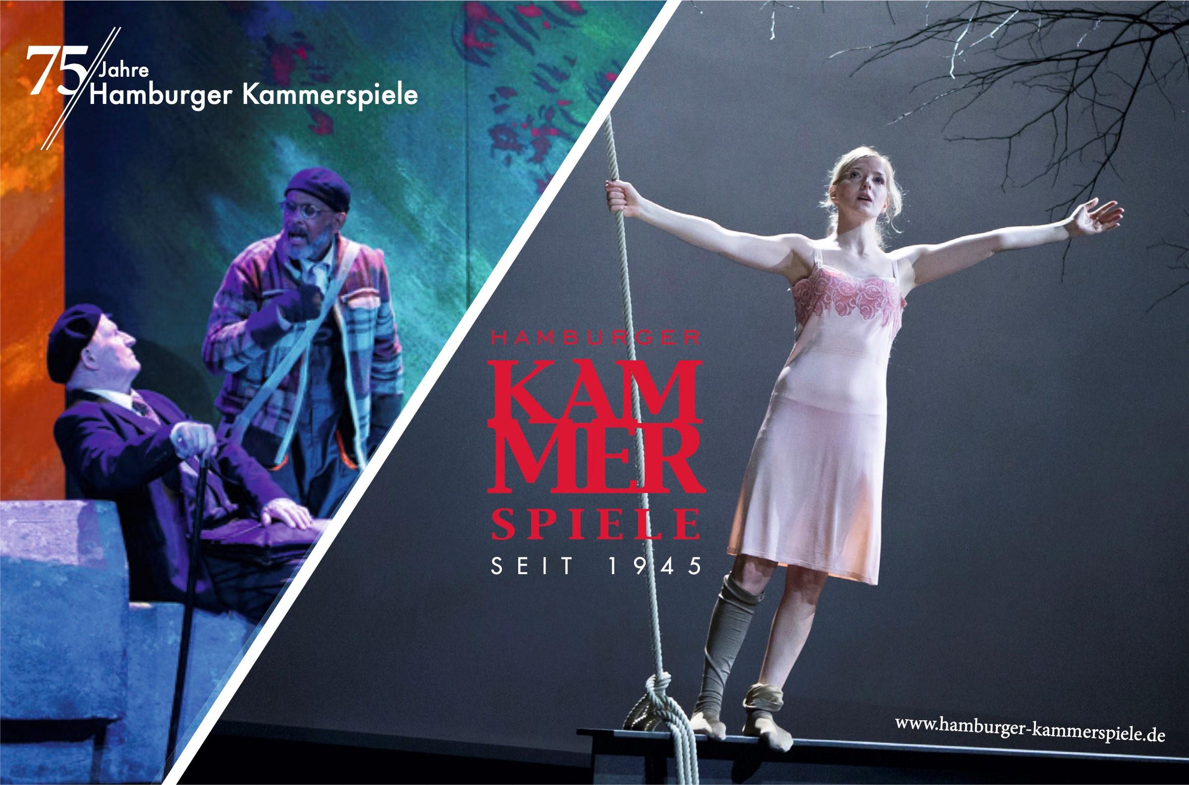 Hamburger Kammerspiele jüdisches Leben
