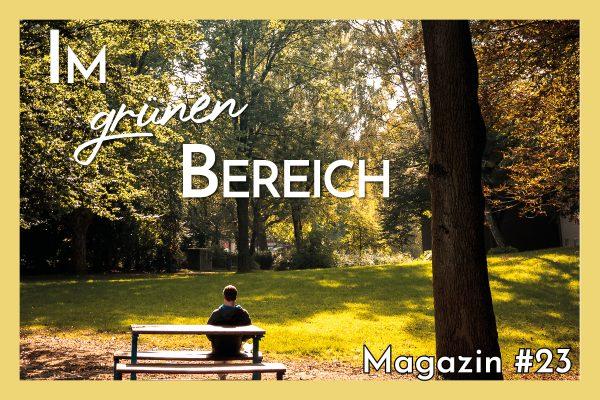 Editorial Magazin #23. Foto: Alex Povel