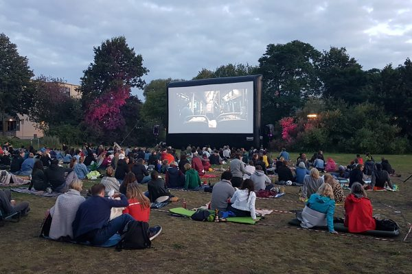 FilmRaum Open Air Kino