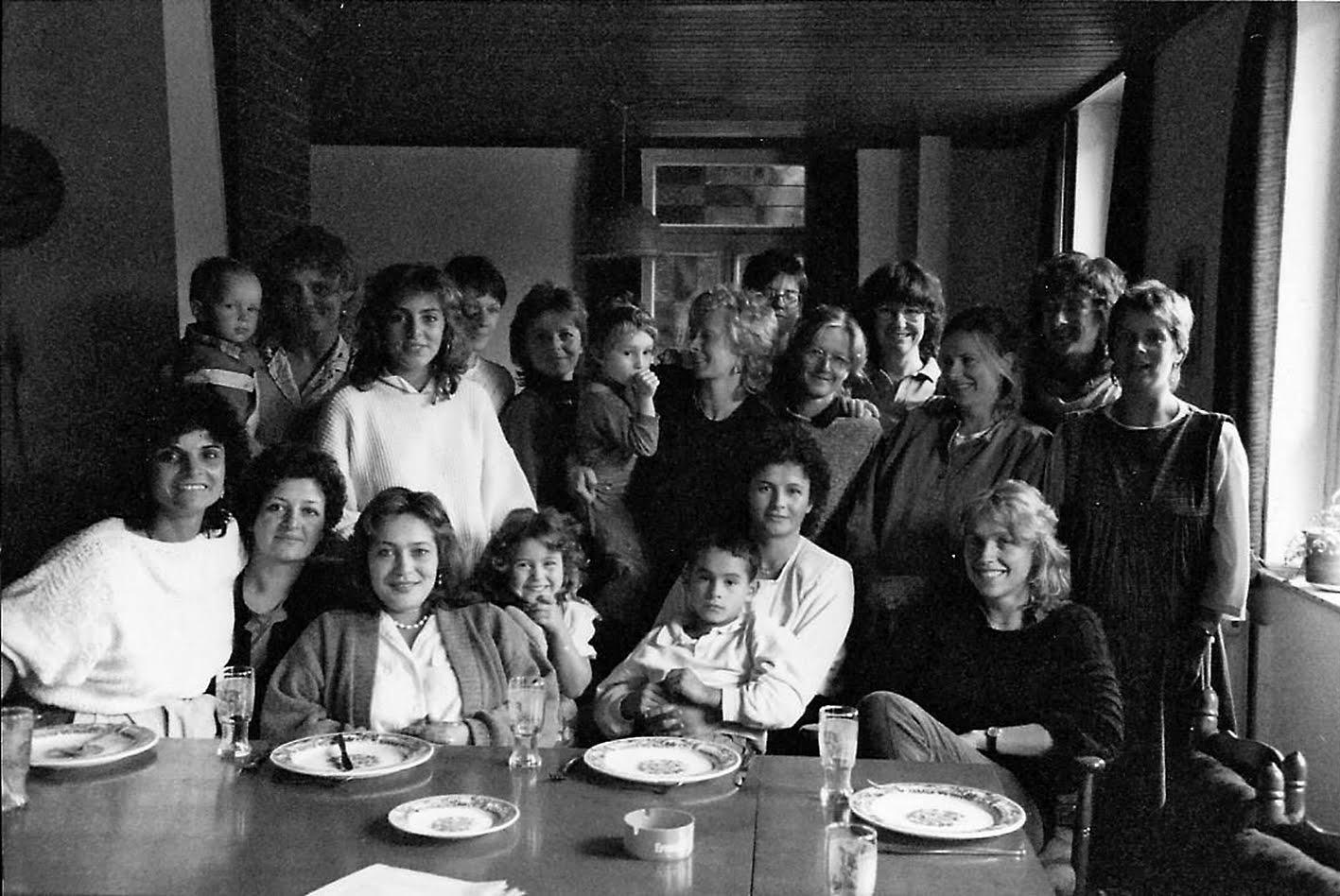 Viele portugiesische Gastarbeiter haben in Hamburg Familien gegründet. Foto: Privatarchiv Kempe/Arnedo