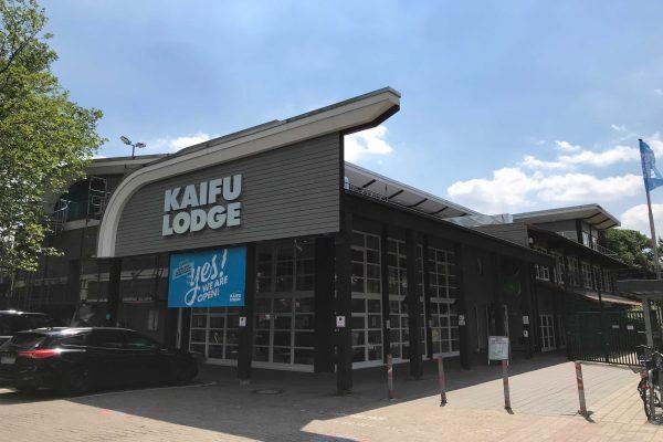 Kaifu-Lodge Lüftungssystem