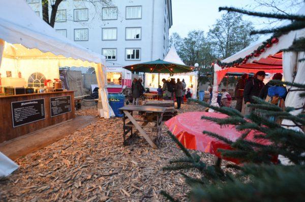 Christgrindelmarkt Allendeplatz Umbau Grindelviertel Hamburg Eimsbuettel