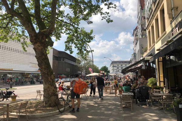 Eimsbuettel Hamburg Corona Sieben-Tage-Inzidenz Bezirke