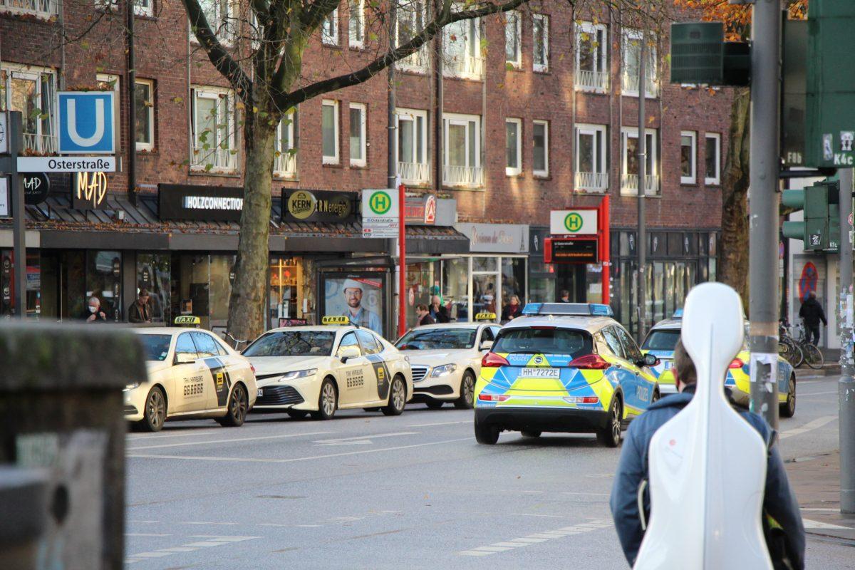 Pizzaboten Überfall Jugendliche Hamburg Eimsbüttel