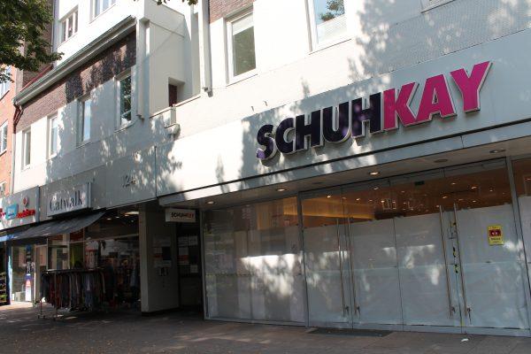 """Im ehemaligen """"Schuhkay"""" eröffnet ein """"Nadi-Markt""""."""