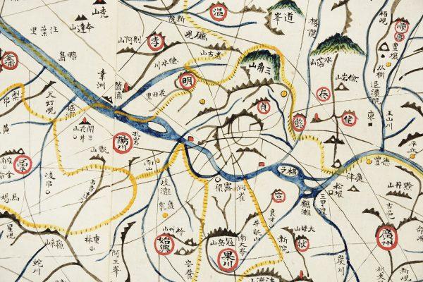 Markk Farbe trifft Landkarte Sonderausstellung Hamburg Eimsbuettel