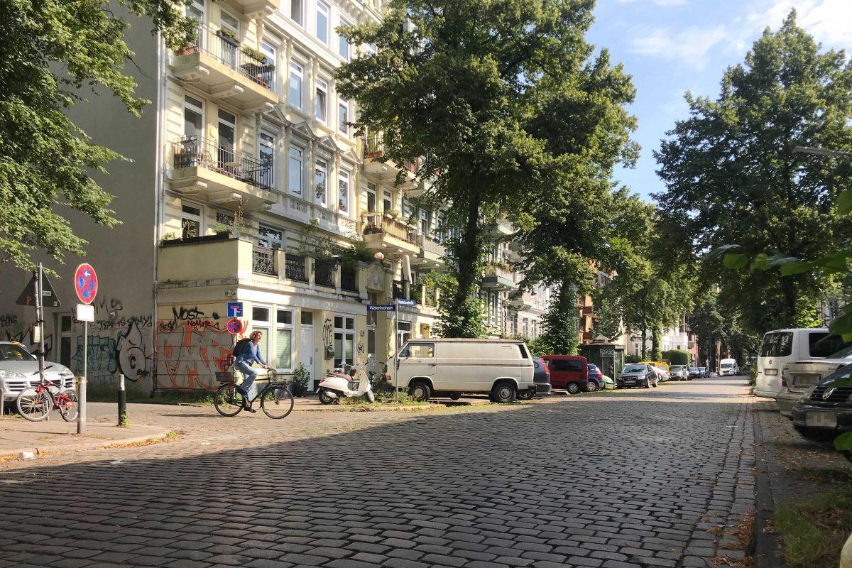 Waterloostrasse_Eimsbuetteler Chaussee_Bauarbeiten_Fahrrad_Hamburg_Eimsbuettel