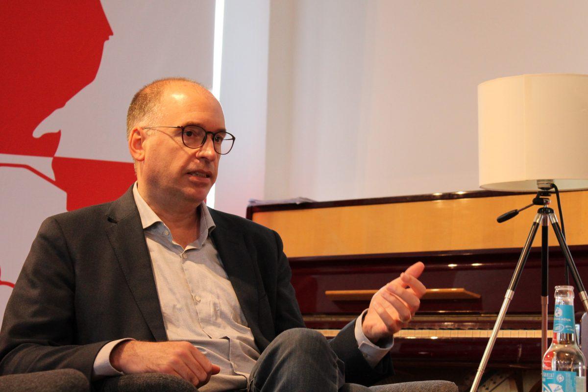 Niels Annen im Interview