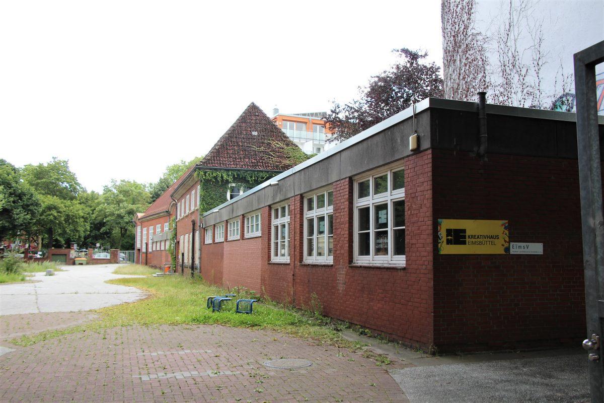 """Die """"Made in Eimsbüttel""""-Messe ist auf nächstes Jahr verschoben. Foto: Gesche Pelters"""