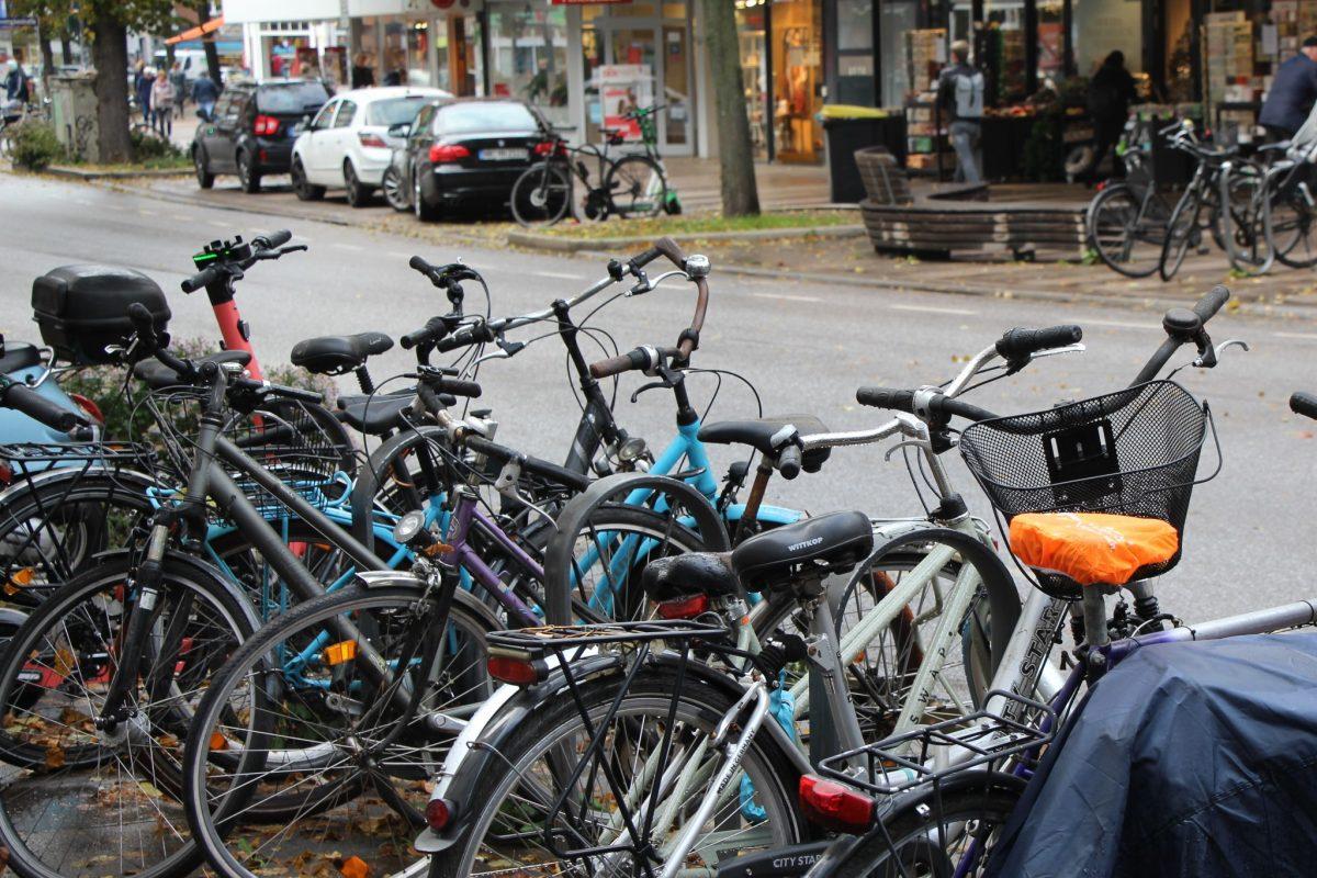 Im Frühjahr griff eine Autofahrerin eine Radlerin an, jetzt steht sie vor Gericht. Foto: Julia Haas